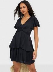 Forever New Twist Bodice Mini Skater kjoler