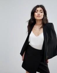 Forever Unique Black Jacket - Black