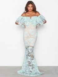 Forever Unique Celeste Dress Kropsnære kjoler Mint
