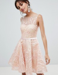 Forever Unique Prom Dress - Pink