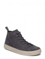 Forged Iron Grey Suede Lenox Mid Seasonal New Men