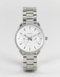 Fossil ES4262 Tailor Bracelet Watch In Silver 35mm - Silver