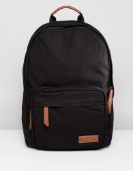 Fossil Estate Backpack in Canvas - Black