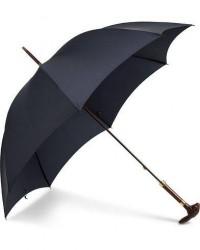 Fox Umbrellas Brown Rabbit Umbrella Navy men One size Blå