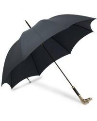 Fox Umbrellas Silver Dog Umbrella Navy men One size Blå