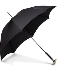 Fox Umbrellas Silver Fox Umbrella Black men One size Sort