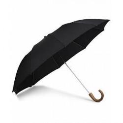 Fox Umbrellas Telescopic Umbrella Black