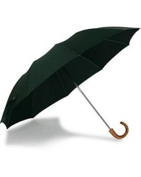 Fox Umbrellas Telescopic Umbrella Racing Green men One size Grøn
