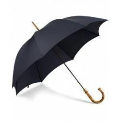 Fox Umbrellas Whangee Umbrella Dark Navy