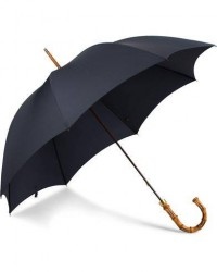 Fox Umbrellas Whangee Umbrella Dark Navy men One size Blå