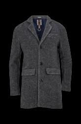 Frakke Boucle Wool