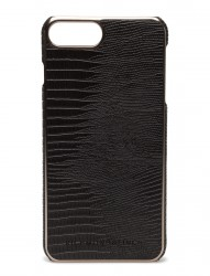 Framed Rosé - Black Reptile Iphone 7plus