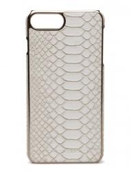 Framed Rosé - White Reptile Iphone 7plus