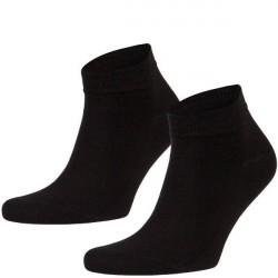 Frank Dandy Bamboo Ankle Socks - Black * Kampagne *