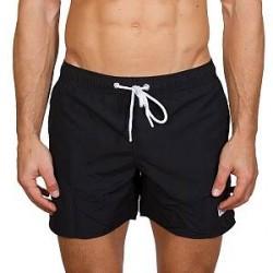 Frank Dandy Breeze Long Swimshorts - Black - X-Large