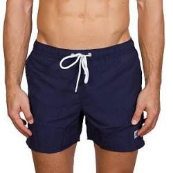 Frank Dandy Breeze Long Swimshorts - Darkblue - Small