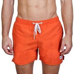 Frank Dandy Breeze Long Swimshorts - Orange - X-Large