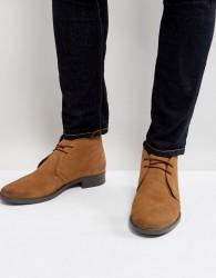 Frank Wright Desert Boots - Tan