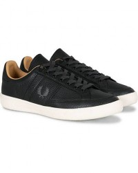 Fred Perry B3 Leather Sneaker Black men 41 Sort
