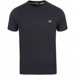 Fred Perry Crew Neck Tee Navy
