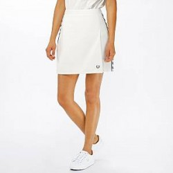 Fred Perry Nederdel - A-line Tennis