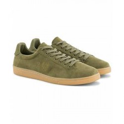 Fred Perry Parkside Sneaker Green