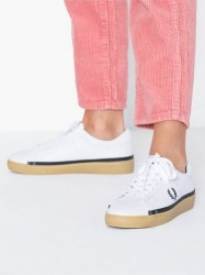 Fred Perry Spencer Leather Low Top
