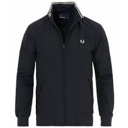 Fred Perry Twin Tip Brentham Jacket Navy