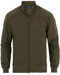Fred Perry Twin Tip Sports Jacket Green men S
