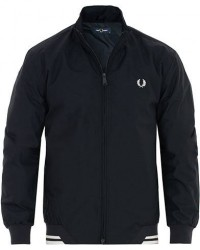 Fred Perry Twin Tip Sports Jacket Navy men M Blå