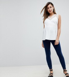 Freddy WR.UP Shaping Effect Maternity Jean - Blue