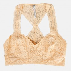 Free People BH - Free People Galloon Lace Racerback