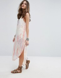 Free People Remember When Maxi Top - Multi