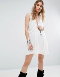 Free People Rio Grande Mini Dress - White