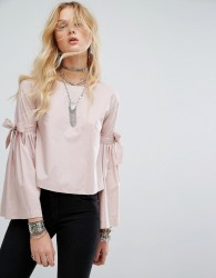 Free People So Obviously Yours Top - Pink