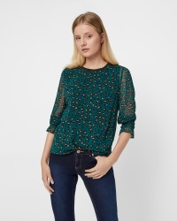 Freequent CLOVER bluse