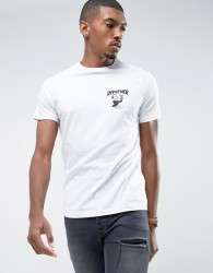 Friend or Faux Refresher T-Shirt - White