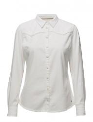 Fringes Shirt Ivory