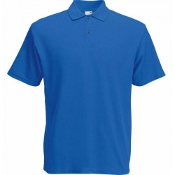 Fruit of the Loom Screen Stars Original Polo - Royalblue * Kampagne *