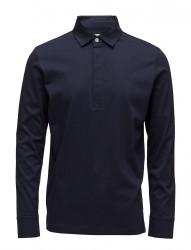 G. Fine Jersey Popover Shirt
