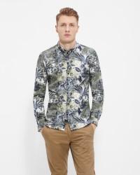 Gabba Tropic langærmet skjorte