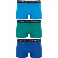 GANT 3-Pack Trunk Boxer Aster Blue