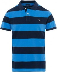 GANT Barstripe Polo Palace Blue men M