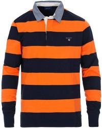 GANT Barstripe Rugger Sunny Orange men L Orange