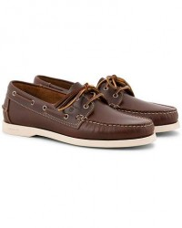 GANT Exclusively Made For Care of Carl Boatshoe Cognac men 46