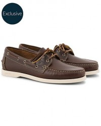 GANT Exclusively Made For Care of Carl Boatshoe Cognac men 42