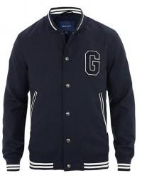 GANT Icon Varsity Jacket Evening Blue men XL