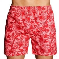 Gant Lily Swim Shorts - Red Pattern-2 * Kampagne *