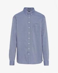 GANT Oxford langærmet skjorte