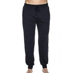 Gant Pajama Pants Monogram - Darkblue * Kampagne *